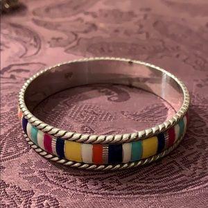 Brighton multi colored bracelet
